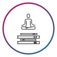 aprende y medita